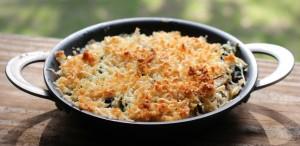chard fennel dish